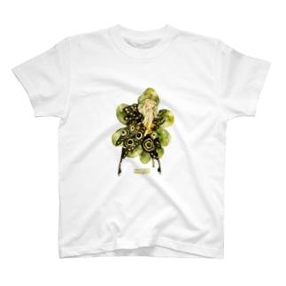 メーゼの陰目 T-shirts