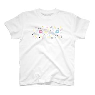 おどるよ T-shirts