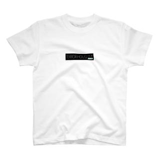 Terror House(BLK) T-shirts