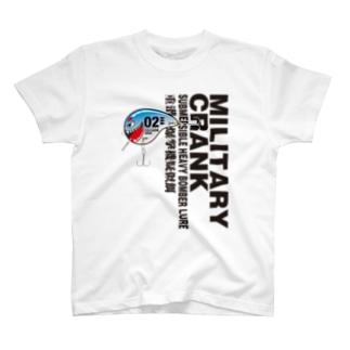 ミリタリークランク T-shirts