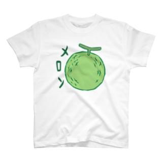 メロンA T-shirts