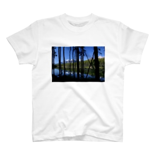 IN THE FORREST T-shirts