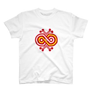 パ紋No.2954 りょうこ T-shirts