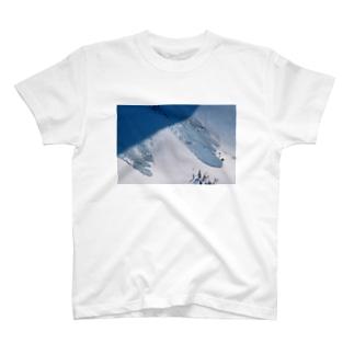 なだれ T-shirts