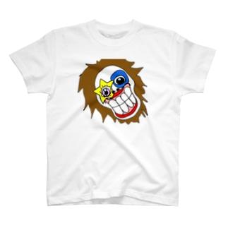 寝て見る夢に出てきたやつ。12 T-shirts