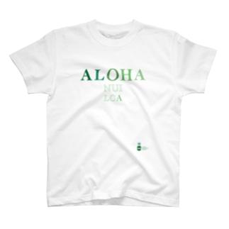 Aloha nui loa 130 T-shirts