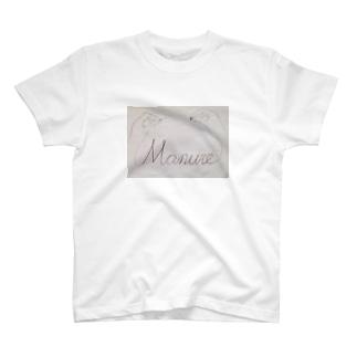 maure ロゴTシャツ T-shirts