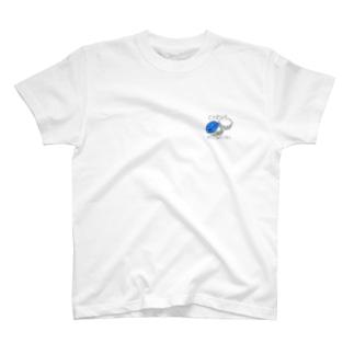 コンタクト入れ忘れ T-shirts