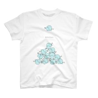 ぞうさんタワーバトル T-shirts
