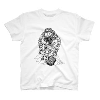 家出少女ベッキー T-shirts