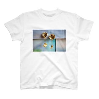キミはキンキラのバラ。 T-shirts
