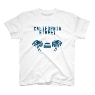 CALIFORNIA STREET T-Shirt