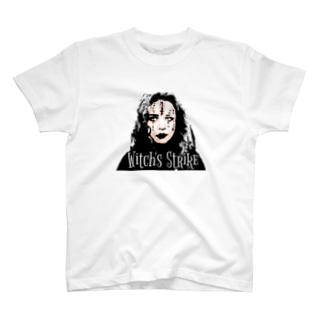 魔女の一撃 T-shirts
