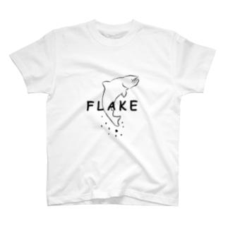 FLAKE T-shirts