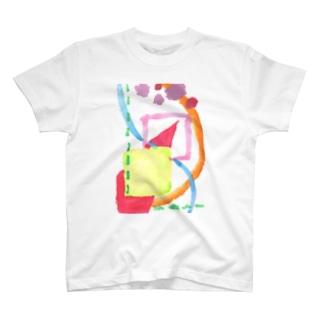 カラフル T-Shirt