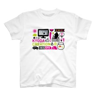 2021京クリTシャツ T-Shirt