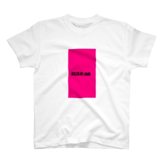 RILOLKI CLUB  T-shirts