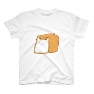 もふぱんおおきめ T-shirts