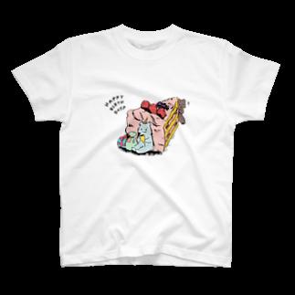 aaのドキドキ T-shirts