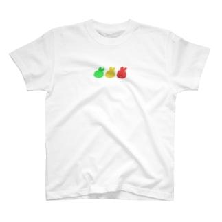 信号うさウサ T-Shirt
