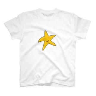 ヒトデくんといっしょ T-shirts