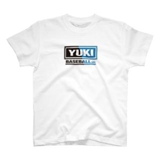 「YUKI BASEBALL」トレード成立Ver. T-shirts