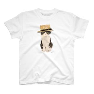 kankanhat_momo T-shirts