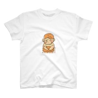 サウナちゃん T-shirts