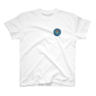 スイカバーさん T-shirts