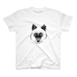 ウルフ T-shirts