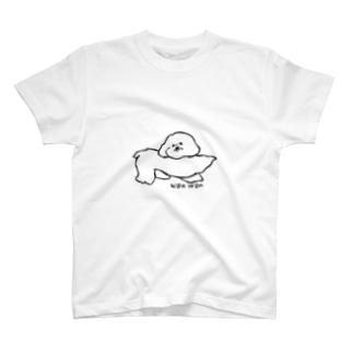 ビションフリーゼ T-shirts
