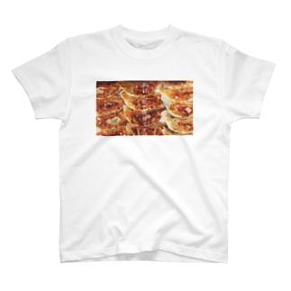 今日の餃子T T-shirts