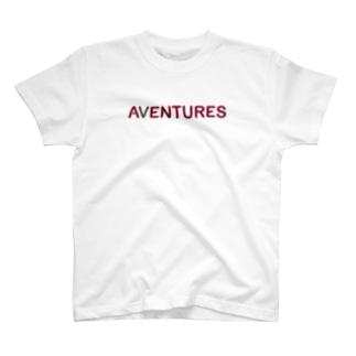 アベティー(パターンA) T-shirts