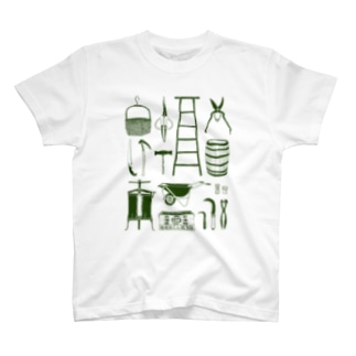 仁木町協力隊T T-shirts