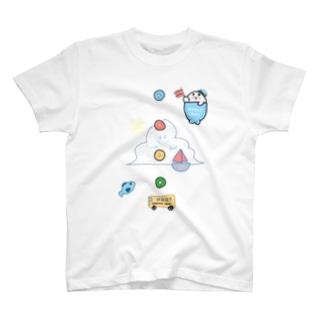 まこふちゃんとおでかけツアー T-shirts