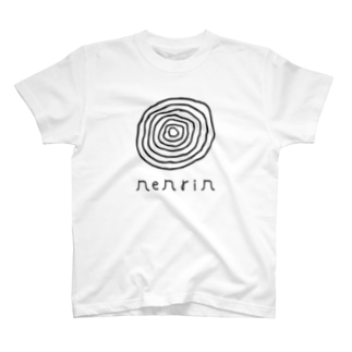 木の年輪Tシャツ T-shirts