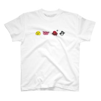 しりとり T-shirts