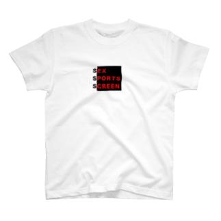 カラーバーズ。の3S T-shirts
