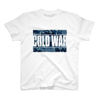 フォーヴァのCOLD WAR T-shirts