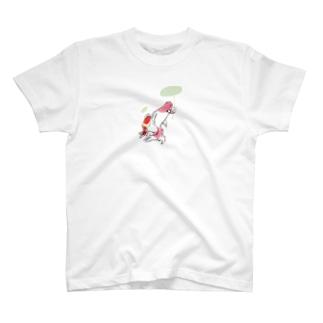 金魚づくし4 T-shirts