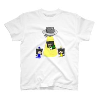 キャトルミューティレーション前 T-shirts