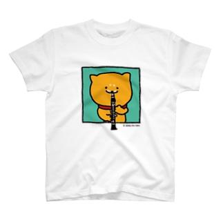 Tシャツ_窓ラク(クラリネット) T-Shirt