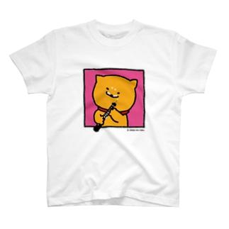 Tシャツ_窓ラク(オーボエ) T-Shirt