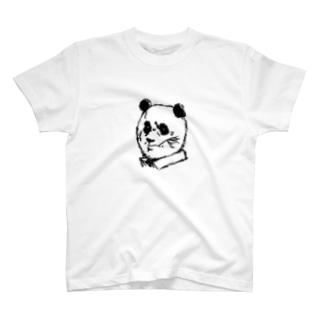 パンダンディ T-shirts