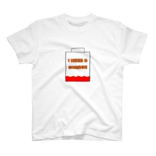 充電 T-shirts
