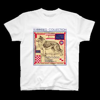 スブリデオのコリー T-shirts