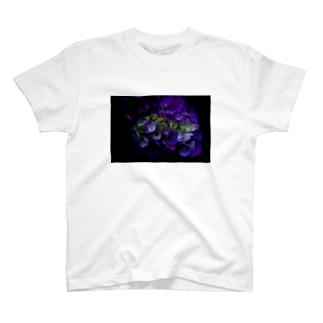 あじさいのめぶき T-shirts