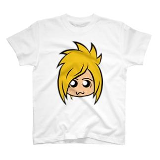 ゴールド T-shirts