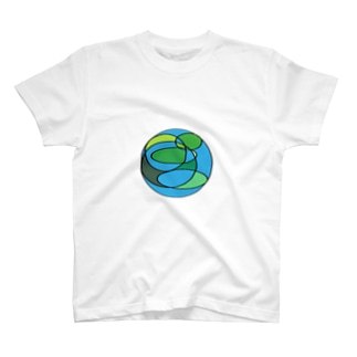地球 EARTH T-shirts