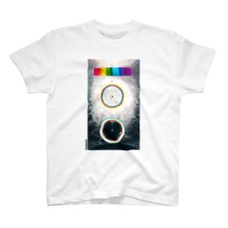 「光の要素と物質の要素との同一性、放射性と固定性について」 On the elements of light and their identity with those of matter, radiant and fixed T-shirts